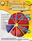 Fractions & Decimals, Grades 6 - 12 (Daily Skill Builders) Cover Image