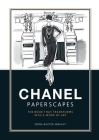 Chanel Paperscapes: The Book That Transforms Into a Work of Art Cover Image