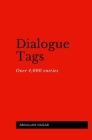 Dialogue Tags: Over 4,000 entries! Cover Image