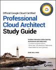 Official Google Cloud Certified Professional Cloud Architect Study Guide Cover Image