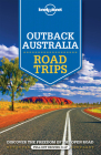 Lonely Planet Outback Australia Road Trips Cover Image