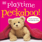 Playtime Peekaboo!: Touch-and-Feel and Lift-the-Flap Cover Image