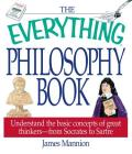 The Everything Philosophy Book (Everything®) Cover Image