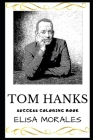 Tom Hanks Success Coloring Book Cover Image