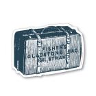 Suitcase Sticker (Spumoni) Cover Image