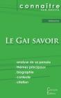 Fiche de lecture Le Gai savoir de Nietzsche (Analyse philosophique de référence et résumé complet) Cover Image