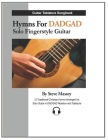 Hymns For DADGAD Solo Fingerstyle Guitar Cover Image