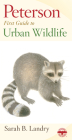 Peterson First Guide to Urban Wildlife Cover Image