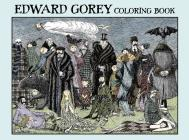 Edward Gorey: Coloring Book Cover Image