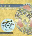 Floral Vector Designs [With CDROM] (Dover Pictura) Cover Image