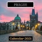 Prague Calendar 2021 Cover Image