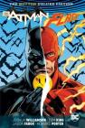 Batman/The Flash: The Button Deluxe Edition Cover Image
