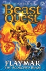 Beast Quest: 64: Flaymar the Scorched Blaze Cover Image