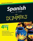 Spanish All-In-One for Dummies [With CDROM] Cover Image