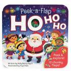 Ho Ho Ho (Peek a Flap) Cover Image