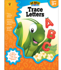 Trace Letters, Ages 3 - 5 (Big Skills for Little Hands(r)) Cover Image