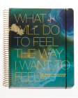 The Desire Map Planner from Danielle Laporte 2018 Daily (Teals & Gold) Cover Image