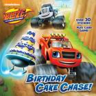 Birthday Cake Chase! (Blaze and the Monster Machines) (Pictureback(R)) Cover Image