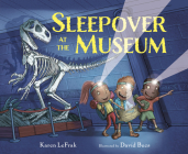 Sleepover at the Museum Cover Image