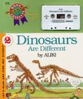 Dinosaurs Are Different Book and Tape Cover Image