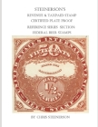 Steenerson's Revenue & Taxpaid Stamp Certified Plate Proof Reference Series - Federal Beer Stamps Cover Image