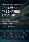 The Cambridge Handbook of the Law of the Sharing Economy Cover Image