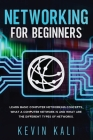 Networking For Beginners: Learn Basic Computer Networking Concepts, What A Computer Network Is And What Are The Different Types Of Networks. Cover Image