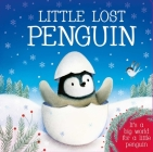 Little Lost Penguin: Padded Board Book Cover Image