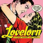 Lovelorn: 16 Classic Romance Comic Magnets Cover Image