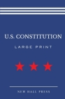US Constitution: Declaration of Independence, Bill of Rights, and Amendments Cover Image