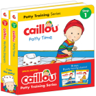 Caillou: Potty Training Series: 2 Steps, 2 Potty Training Classics Cover Image