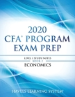 2020 CFA Program Exam Prep Level 1: 2020 CFA Level 1, Book 2: Economics Cover Image