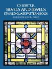 Bevels and Jewels Stained Glass Pattern Book: 83 Designs for Workable Projects (Dover Stained Glass Instruction) Cover Image