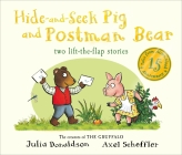 Tales from Acorn Wood: Hide-And-Seek Pig and Postman Bear Cover Image