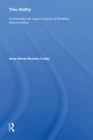 This Ability: An International Legal Analysis of Disability Discrimination Cover Image