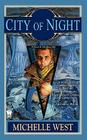 City of Night (House War #2) Cover Image