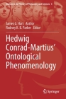 Hedwig Conrad-Martius' Ontological Phenomenology Cover Image