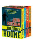Theodore Boone Box Set Cover Image