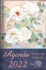 2022 Agenda - Tesoros de Sabiduría - Peonías: Con Un Pensamiento Motivador O Un Versículo de la Biblia Para Cada Día del Año Cover Image