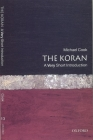 The Koran: A Very Short Introduction (Very Short Introductions #13) Cover Image