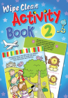 Wipe Clean Activity Book 2 Cover Image