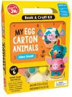 My Egg Carton Animals (Klutz Jr.) Cover Image