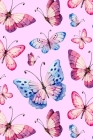 Butterfly: Password Log Book - Discreet Internet Password Organizer Cover Image