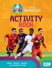 UEFA EURO 2020 Activity Book Cover Image