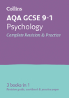 Collins GCSE Revision and Practice: New Curriculum – AQA GCSE Psychology All-in-One Revision and Practice Cover Image