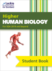 Student Book for SQA Exams – Higher Human Biology Student Book: For Curriculum for Excellence SQA Exams Cover Image