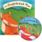 The Gingerbread Man [With CD (Audio)] (Flip-Up Fairy Tales) Cover Image