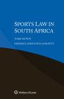 Sports Law in South Africa Cover Image