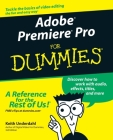 Adobe Premiere Pro for Dummies Cover Image