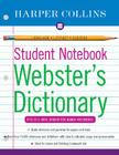 Harpercollins Student Notebook Webster's Dictionary (Collins Language) Cover Image